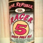 Racer 5 IPA by Bear Republic Brewing Co.