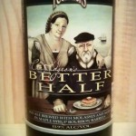 Curmudgeon's Better Half by Founders Brewing Company.