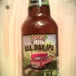 All Day IPA by Founders Brewing Company.