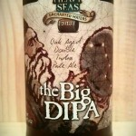 The Big DIPA by Heavy Seas Brewing Company.