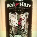 Gangway IPA by Red Hare Brewing Company.