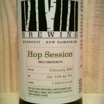 Hops Session an IPA by White Birch Brewing