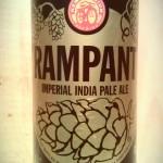 New Belgium Rampant IIPA