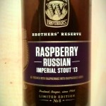 Widmer Brothers Raspberry Russian Imperial Stout