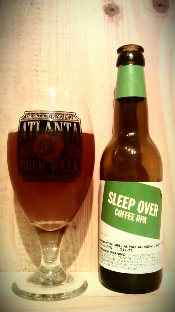 To Øl Sleep Over Coffee IIPA