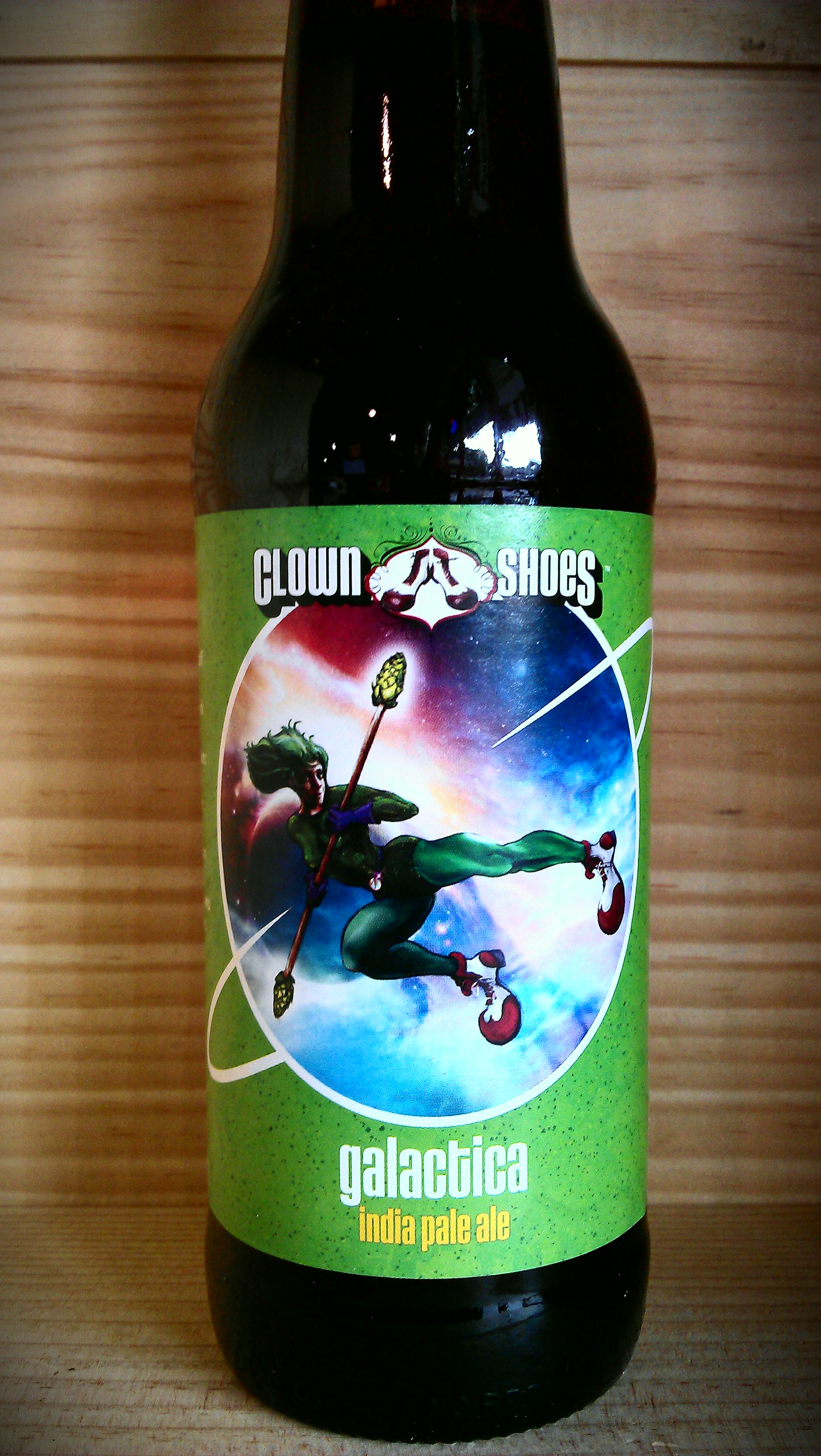 Find Clown Shoes Galactica IPA Beer
