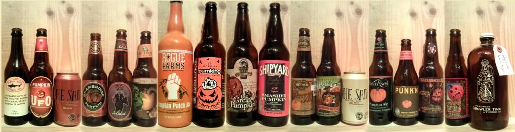 18 Pumpkin Beers